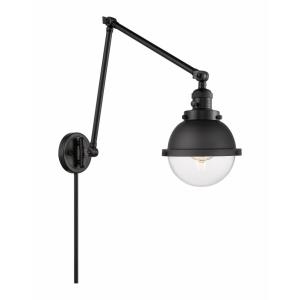 Hampden - 7.25 Inch 3.5W 1 LED Swing Arm Wall Sconce