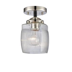 Colton - 8.38 Inch 3.5W 1 LED Semi-Flush Mount