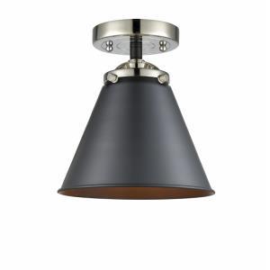 Appalachian - 8.5 Inch 3.5W 1 LED Semi-Flush Mount
