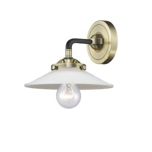 Halophane - 9 Inch 1 Light Wall Sconce