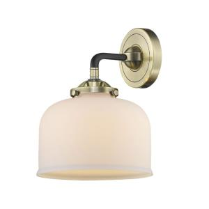 Large Bell - 9 Inch 1 Light Wall Sconce