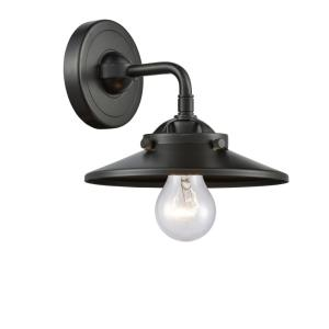 Railroad - 5.25 Inch 1 Light Wall Sconce