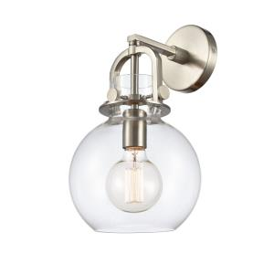 Newton - 8 Inch One Light Wall Sconce