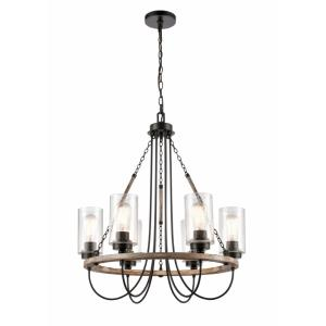 Paladin - 6 Light Chandelier