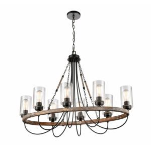 Paladin - 8 Light Chandelier