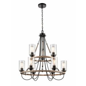 Paladin - 9 Light Chandelier
