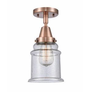 Canton - 6 Inch 3.5W 1 LED Flush Mount