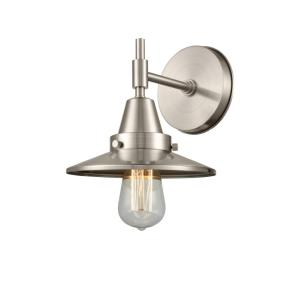 Caden-1 Light Wall Sconce in Retro Style-7.75 Inches Wide by 7.25 Inches High