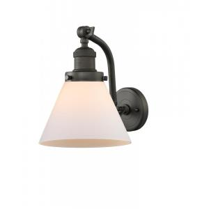 X-Large Cone - 1 Light Wall Sconce