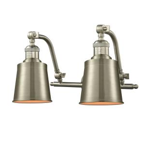 Addison - Two Light Double Swivel Wall Sconce