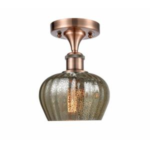 Fenton - 1 Light Semi-Flush Mount