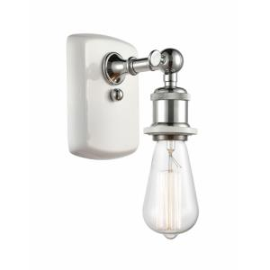 Bare Bulb - 7 Inch 1 Light Wall Sconce