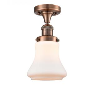 Bellmont - 11.5 Inch 3.5W 1 LED Semi-Flush Mount