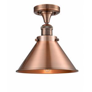 Briarcliff - 11 Inch 3.5W 1 LED Semi-Flush Mount