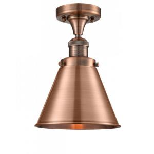 Appalachian - 10 Inch 3.5W 1 LED Semi-Flush Mount