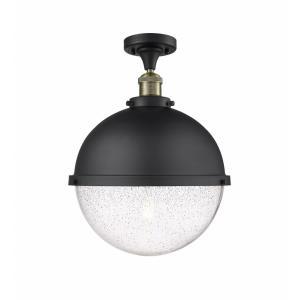 Hampden - 12.88 Inch 3.5W 1 LED Semi-Flush Mount