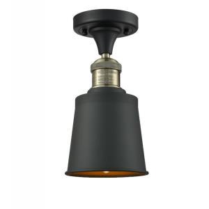Addison - 9 Inch 3.5W 1 LED Semi-Flush Mount