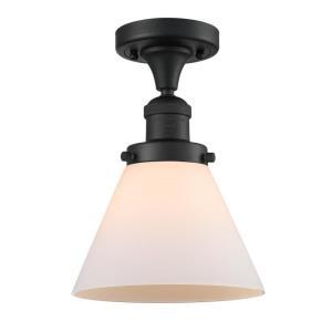 X-Large Cone - 16 Inch 3.5W 1 LED Semi-Flush Mount