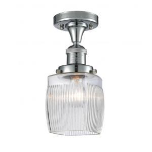 Colton - 10 Inch 3.5W 1 LED Semi-Flush Mount
