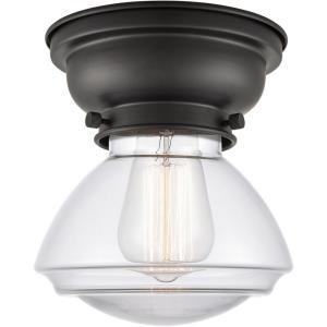 Olean - 1 Light Flush Mount
