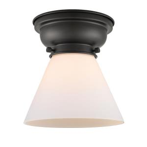 X-Large Cone - 1 Light Flush Mount