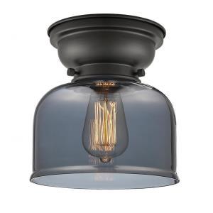 X-Large Bell - 1 Light Flush Mount
