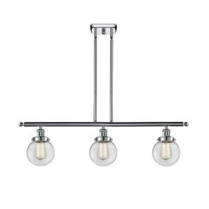 Beacon - 36 Inch 3 Light Island