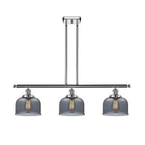 X-Large Bell - 36 Inch 3 Light Island