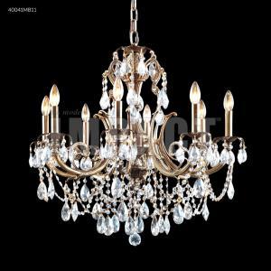 Monaco - Eight Light Chandelier