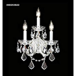 Impact Maria Theresa - Three Light Wall Sconce