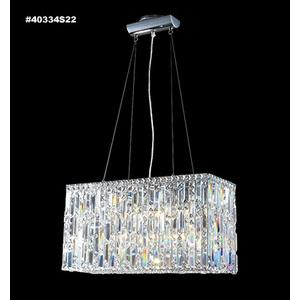 Impact - Sixteen Light Linear Chandelier