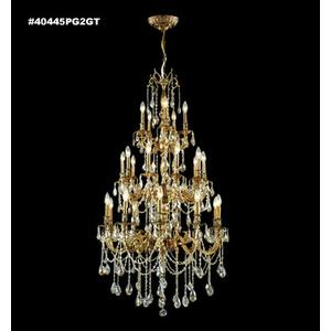 Impact La Paris - Twenty-Five Light Chandelier