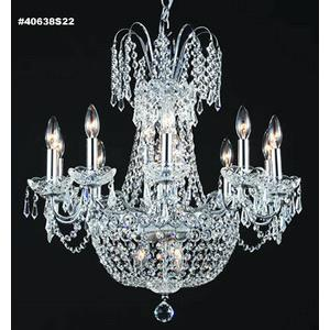 Impact Empire - Sixteen Light Chandelier