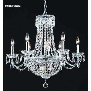 Impact Empire - Twelve Light Chandelier