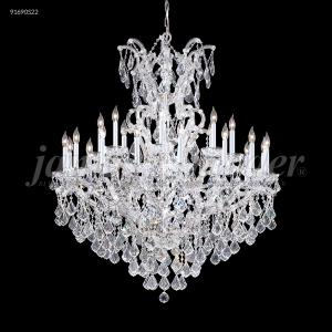 Maria Theresa Grand - Twenty-Five LightLarge Entry Crystal Chandelier