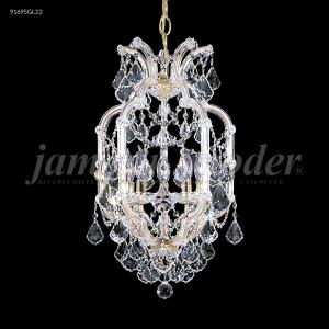 Maria Theresa Grand - Five Light Pendant