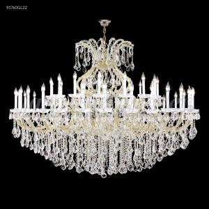 Maria Theresa Grand - Forty-Nine Light Crystal Chandelier