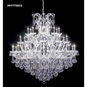 Maria Theresa Grand - Thirty-Seven Light Chandelier