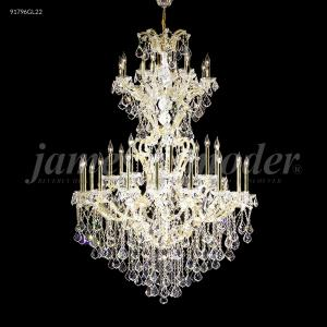 Maria Theresa Grand - Thirty-Seven Light Crystal Chandelier