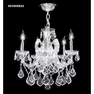 Maria Theresa Grand - Five Light Chandelier