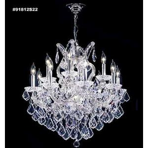 Maria Theresa Grand - Thirteen Light Chandelier