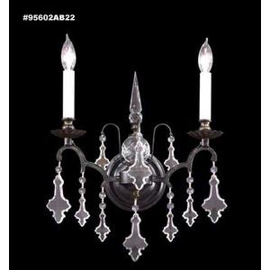 Versailles - Two Light Wall Sconce