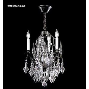 Versailles - Three Light Chandelier