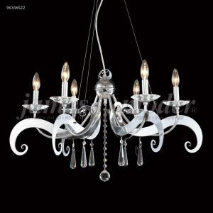 Europa - Six Light Chandelier