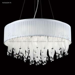 Europa - Nine Light Chandelier