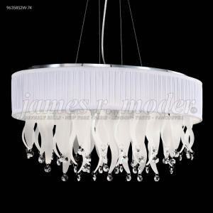 Europa - Eight Light Chandelier