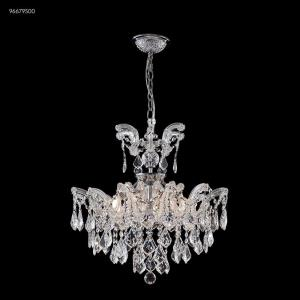 Maria Theresa Grand - Six Light Crystal Chandelier