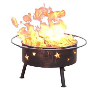 "32"" StarLight Fire Pit"