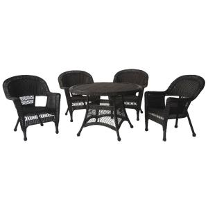 "44.5"" 5 Piece Dining Set"