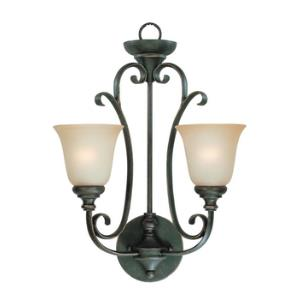 Barret Place - Two Light Wall Sconce